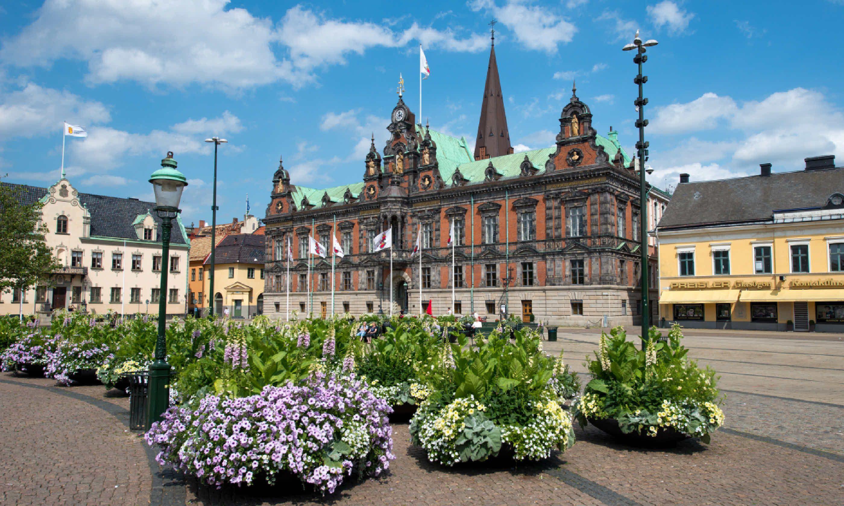 Malmo, Sweden (Shutterstock)