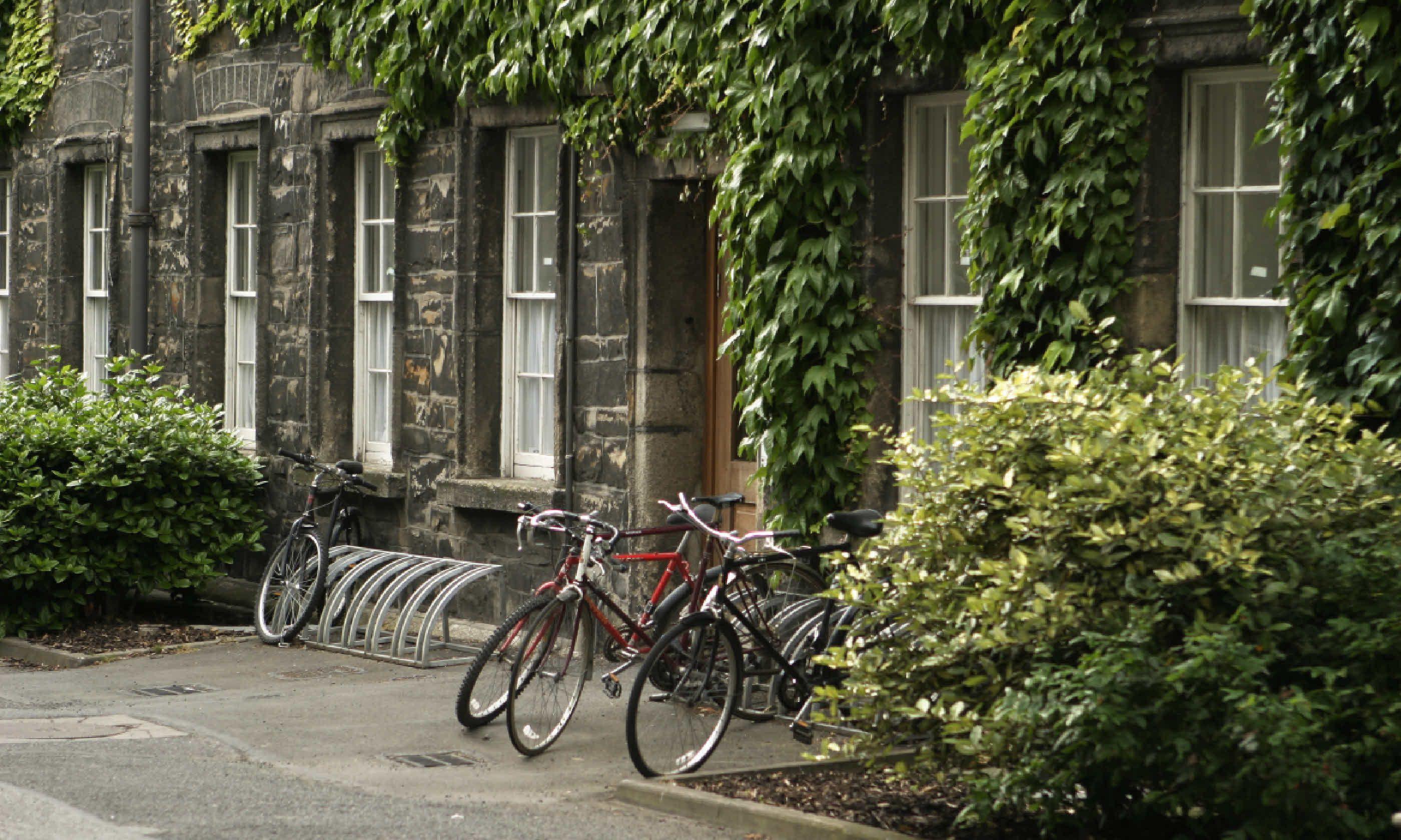 Trinity College in Dublin (Shutterstock)