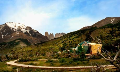 Unique places to stay in Latin America