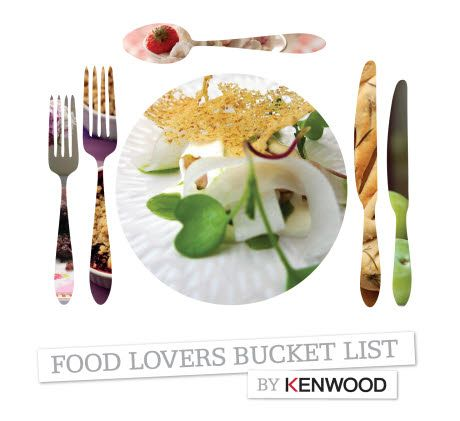 Food Lover's Bucket List