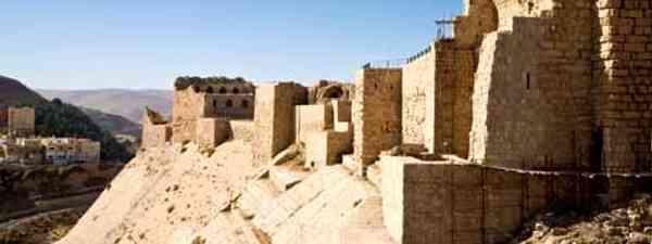 Track down Karak castle (iStock)