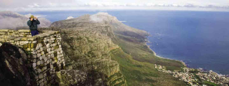 Take on Table Mountain (iStock)