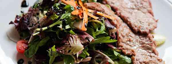 Wiener Schnitzel made of veal (Image: Schnitzelei)