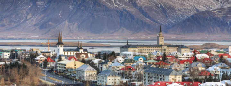 Reykjavik city, Iceland (dreamstime)
