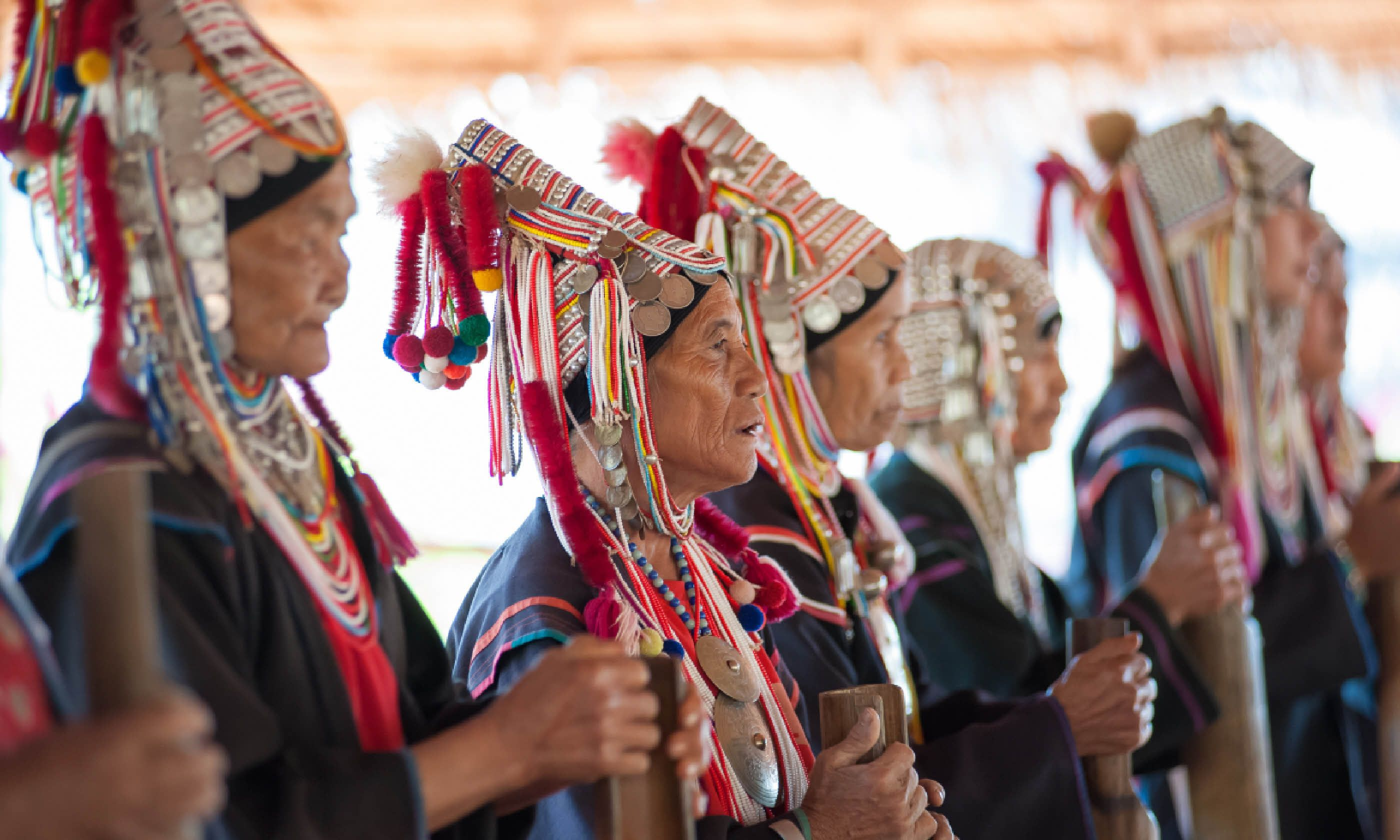 Akha hill tribe (Shutterstock)