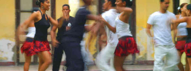 Cuban dancers (Issue 143)