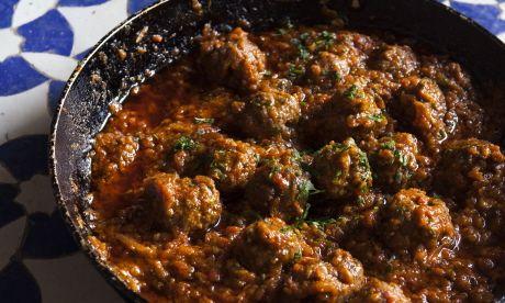 Meatballs (Colour of Maroc)