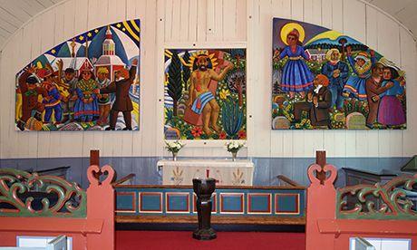 Sami mural (Peter Moore)