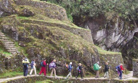 Walk like a Peruvian