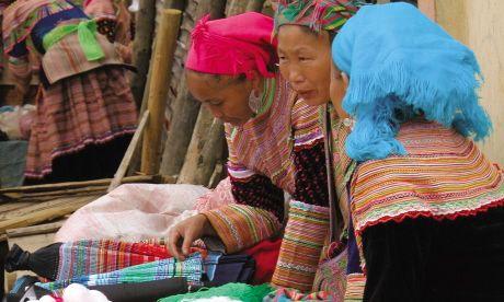 Vietnam Hill Tribes