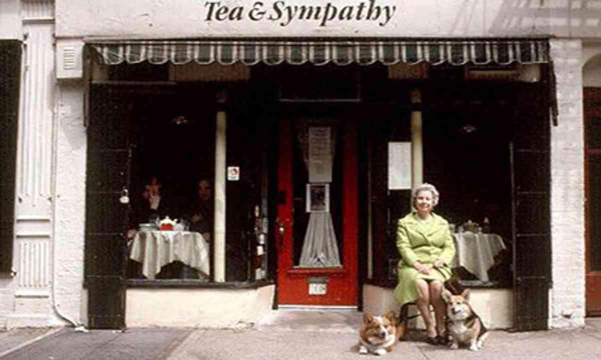 Tea & Sympathy, New York (Tea & Sympathy)