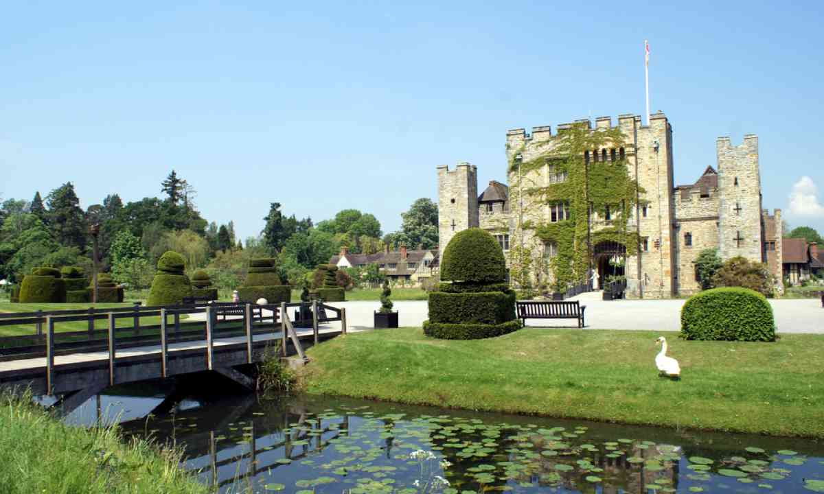 Hever Castle, Kent (Shutterstock)