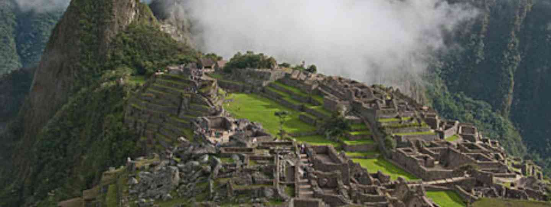Machu Picchu (Simon Chubb)