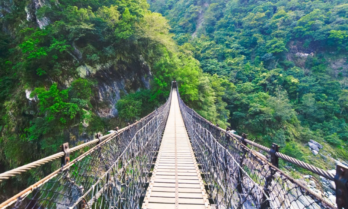 Taiwan's most spectacular hiking trails