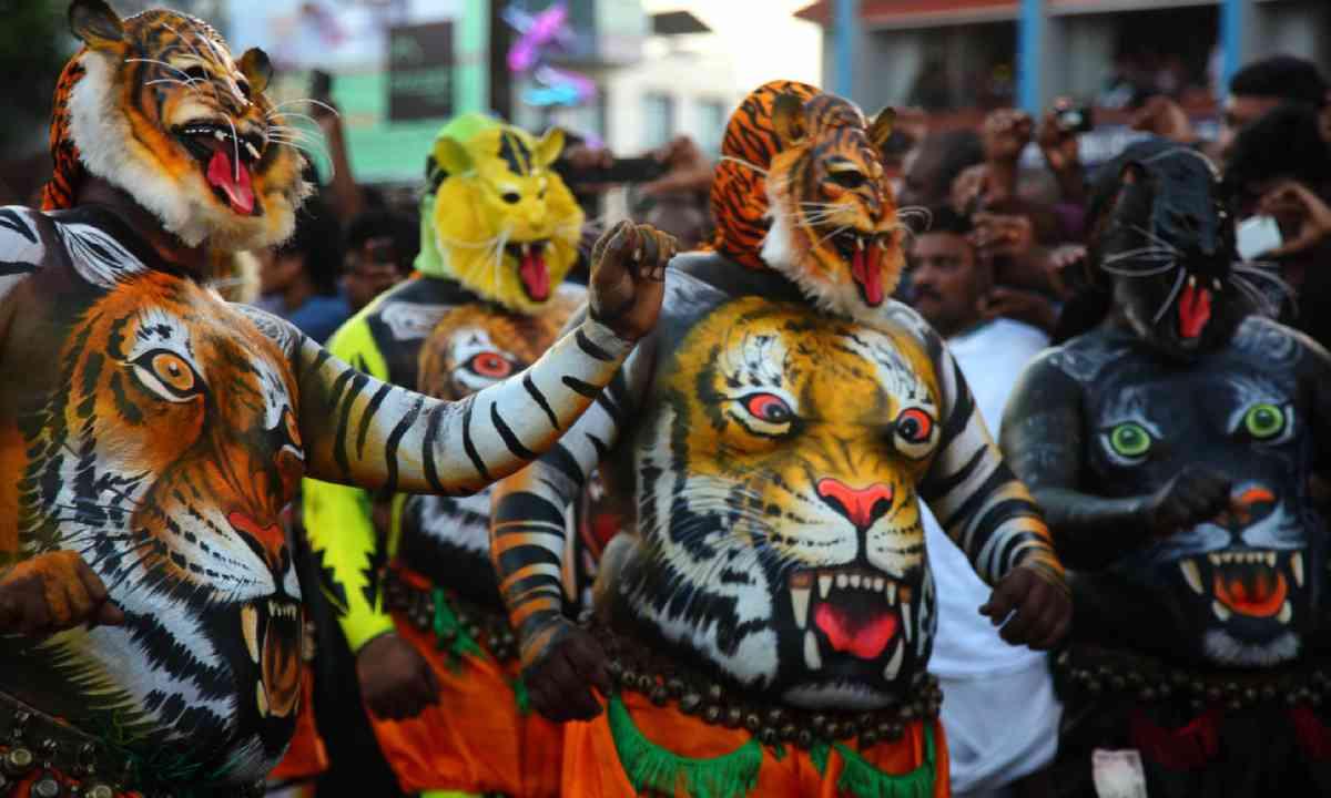 Onam Festival (Shutterstock)