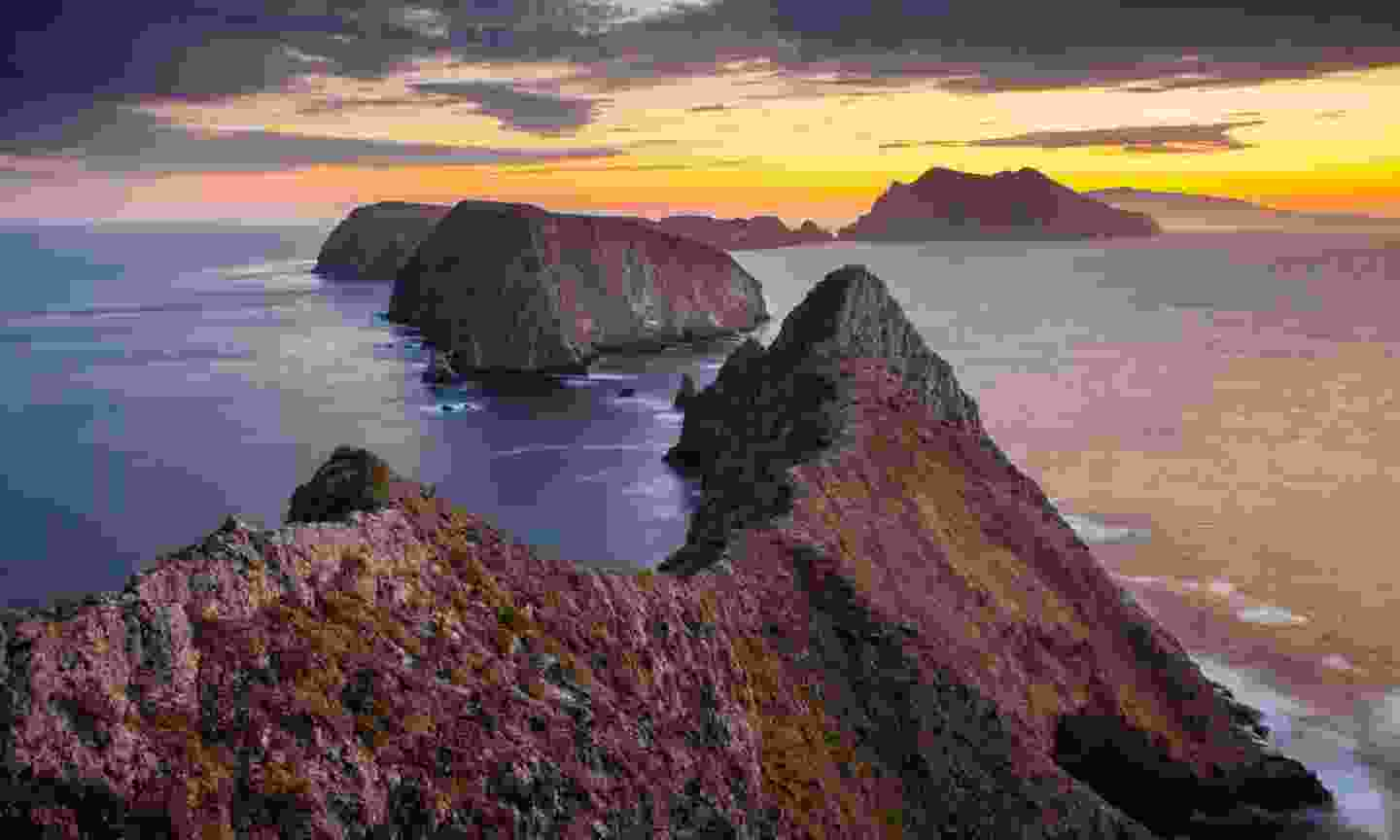 Inspiration Point on Anacapa Island, Channel Islands (Flickr Creative Commons: Brian Hawkins)