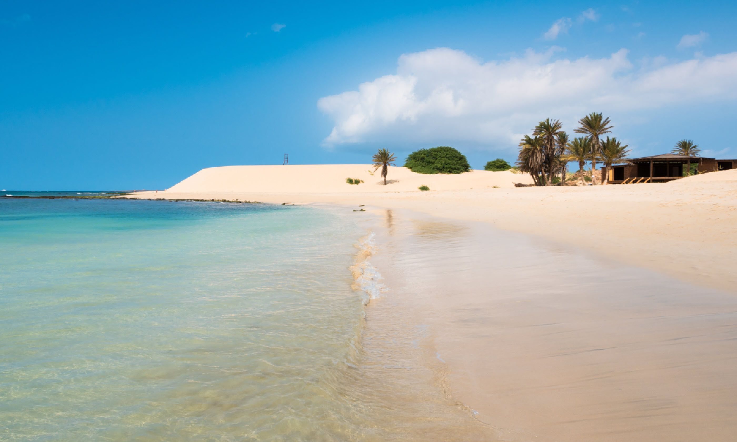 Boavista, Cape Verde (Shutterstock)