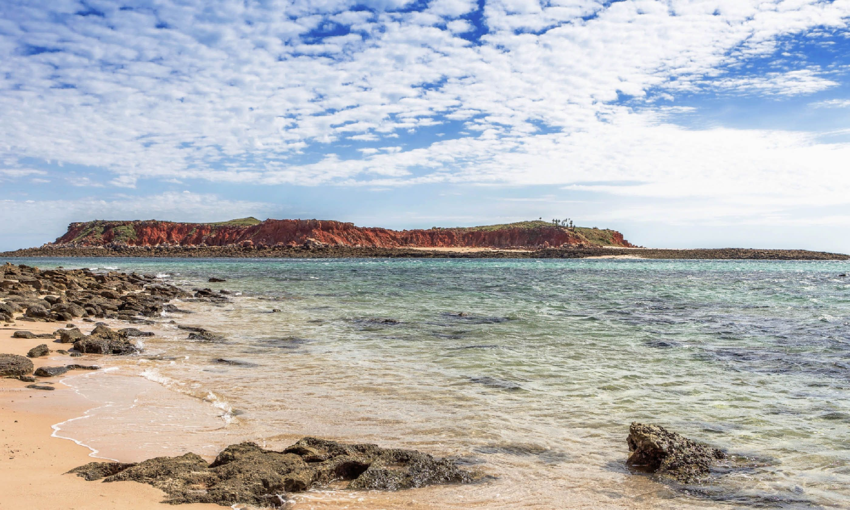 Cape Laveque in the Kimberley region of Western Australia (Shutterstock)