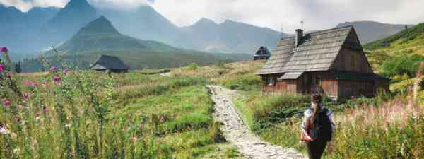 Tatras Mountains, Poland (Shutterstock: see credit below)
