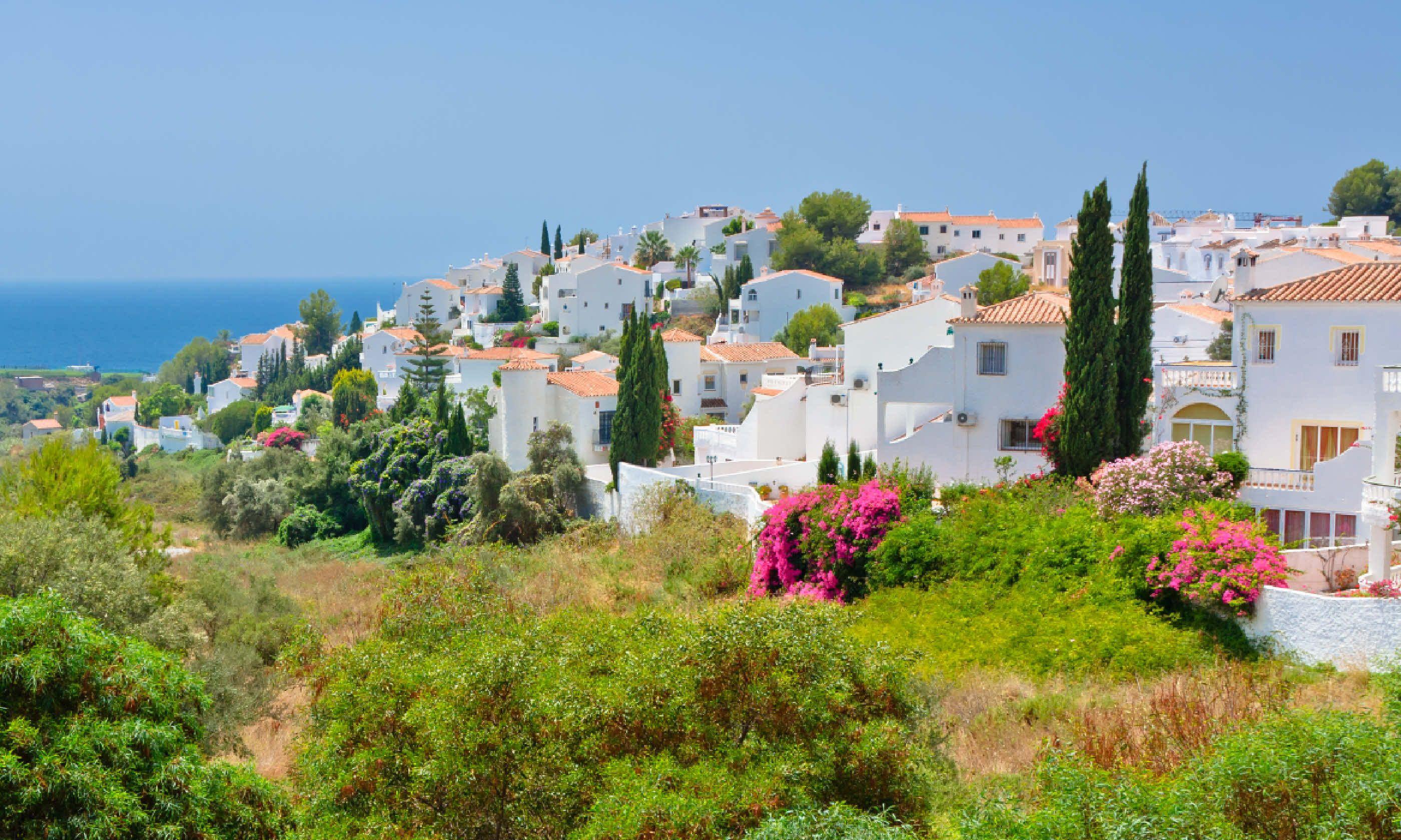 Nerja, Spain (Shutterstock)