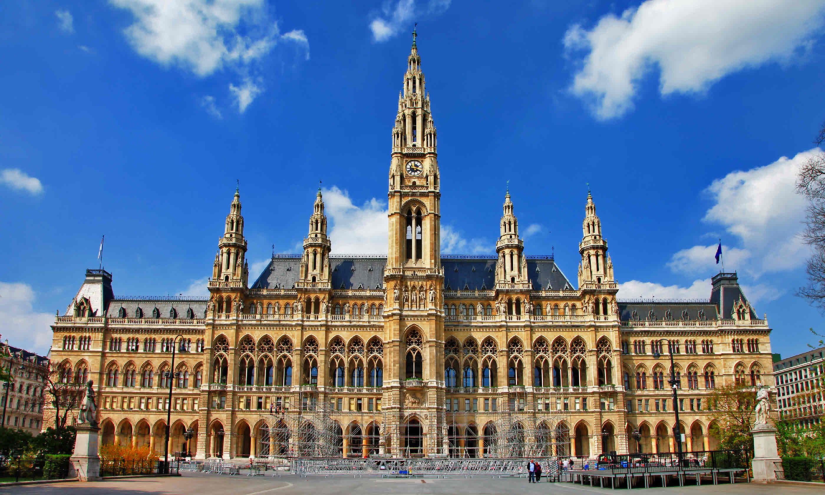 City Hall (Shutterstock)