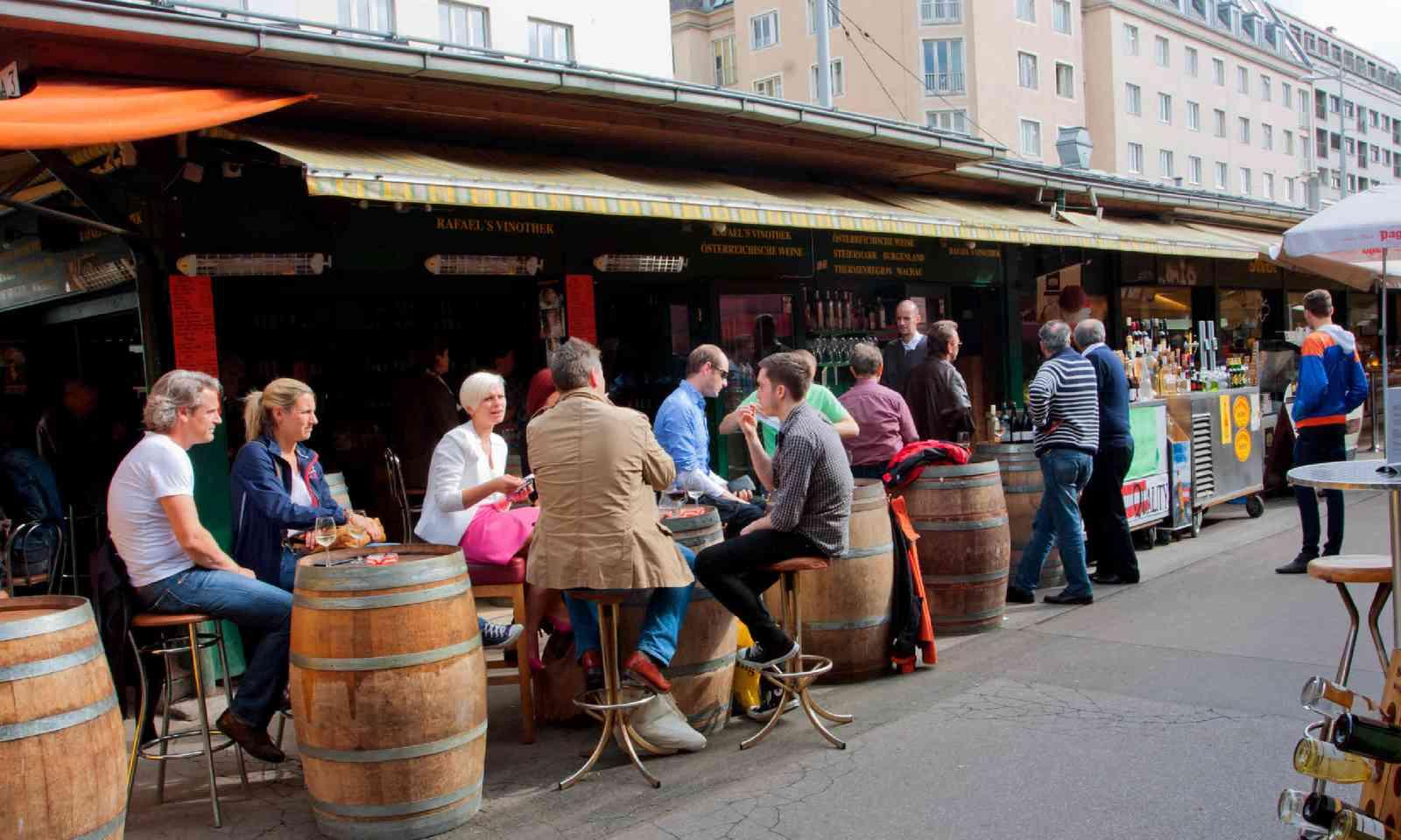 Naschmarkt (Shutterstock)