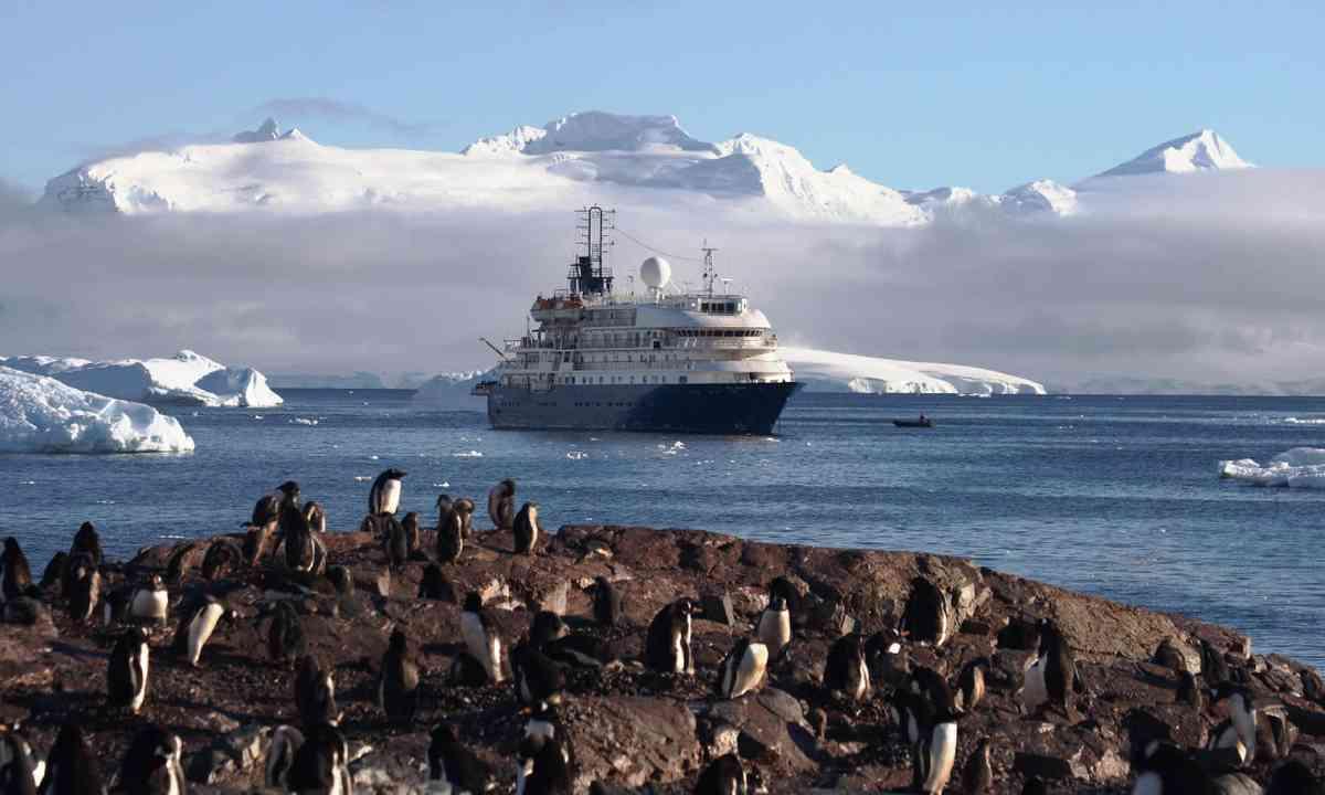 Falklands, South Georgia & Antarctica cruise, Exodus