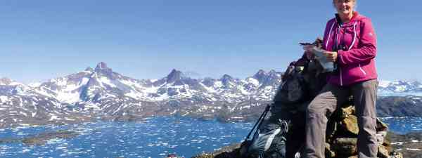 Travel in Greenland with Cathy Harlow (Discover the World)