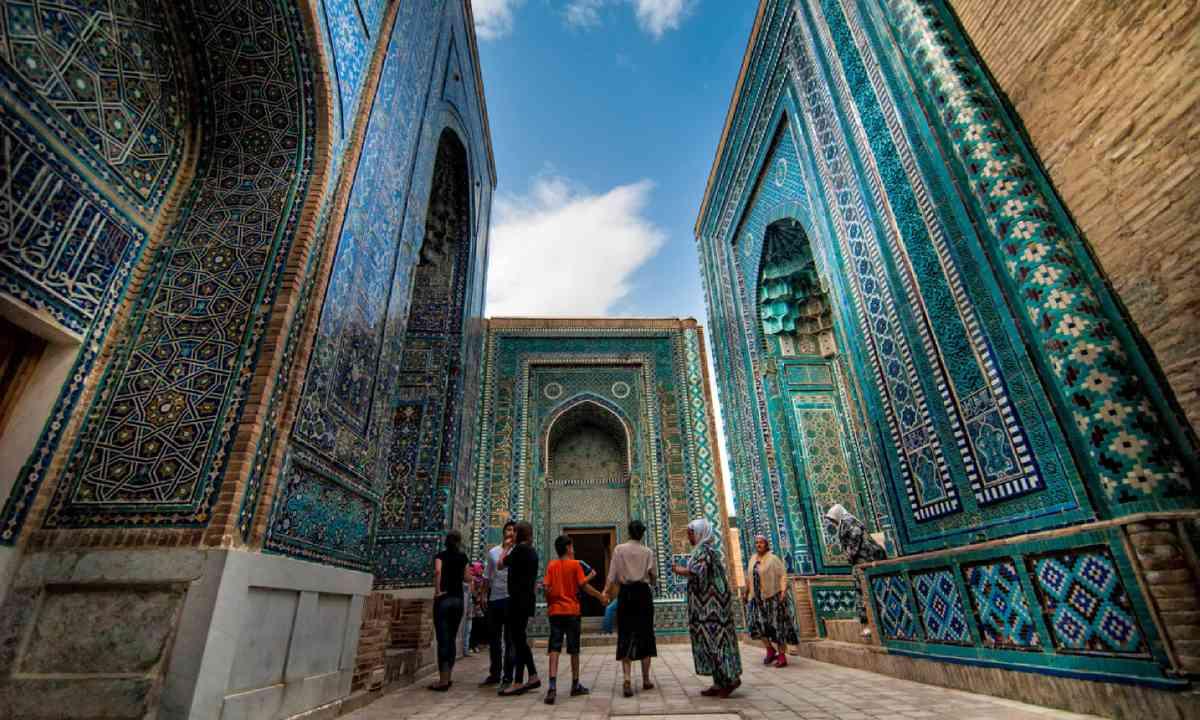 Samarkand, Uzbekistan (Shutterstock)