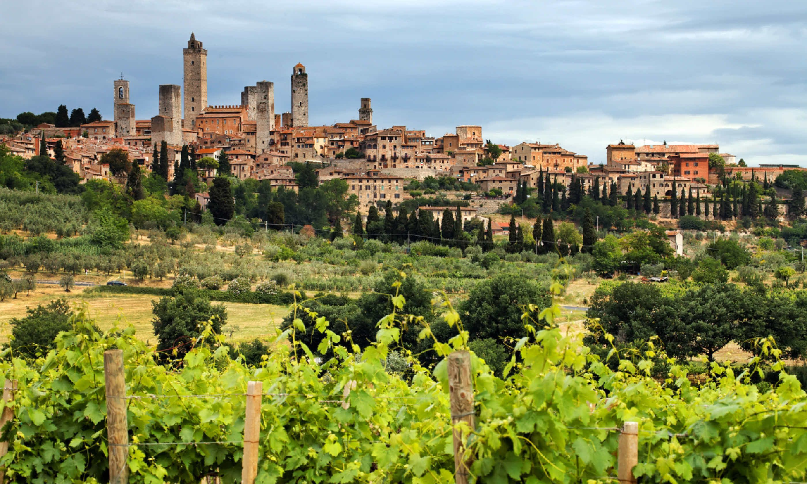 San Gimignano (Shutterstock)