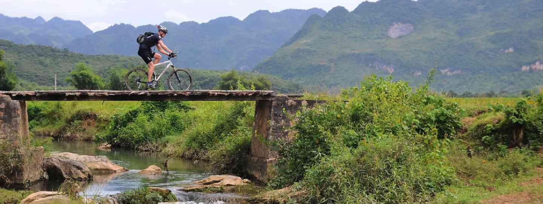 KE Adventure: Hanoi to Laos Mountain Bike Epic (Supplied)