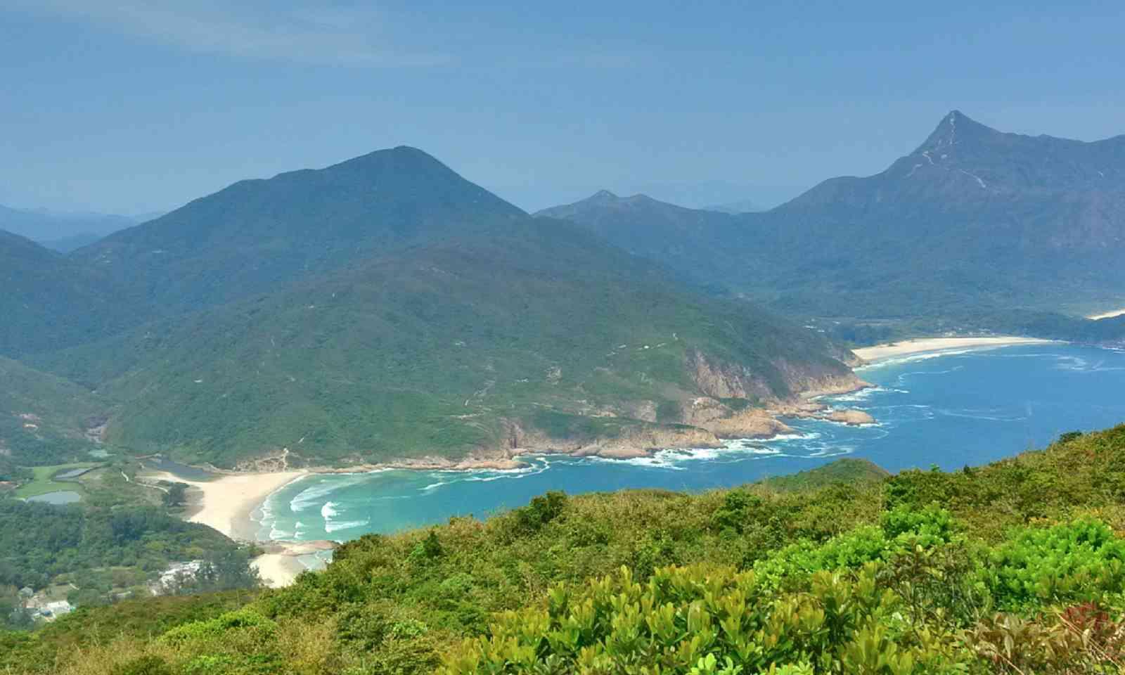 Tai Long Wan, Hong Kong (Shutterstock)