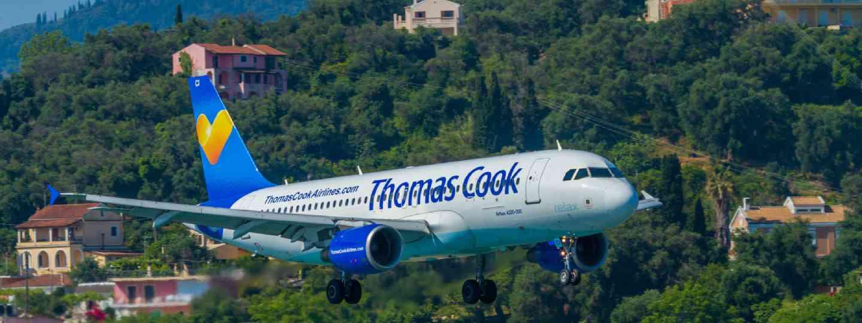 Thomas Cook Boeing 767 (Shutterstock: see credit below)