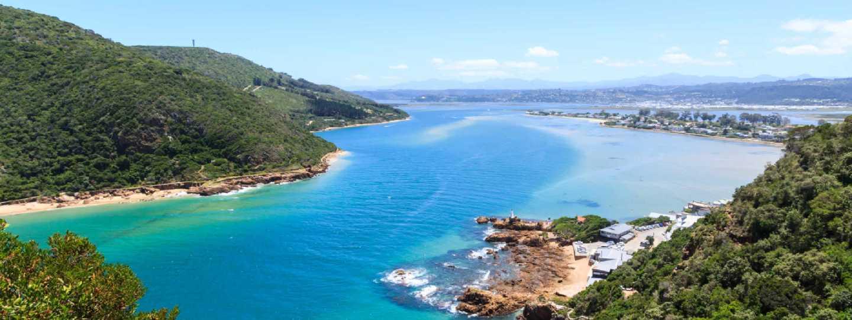 Knysna Heads, Garden Route, South Africa (Shutterstock: see credit below)