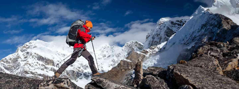 Hiker (Shutterstock: see credit below)