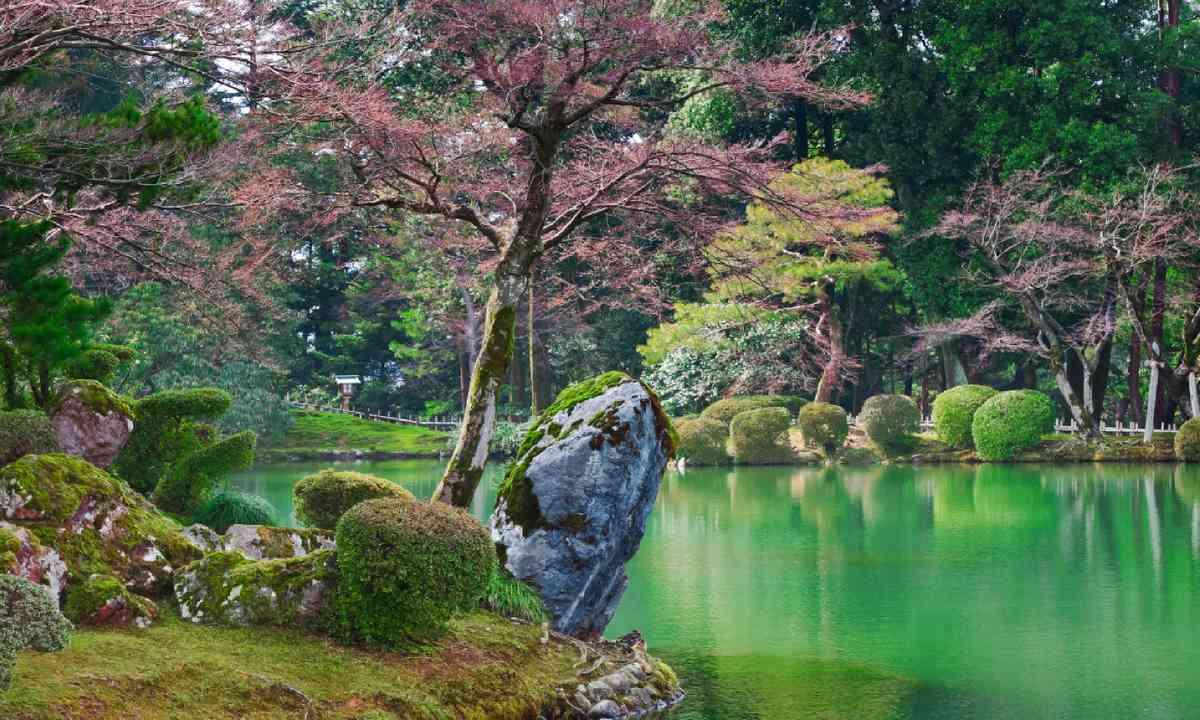 Kenrokuen Garden in Kanazawa (Shutterstock)