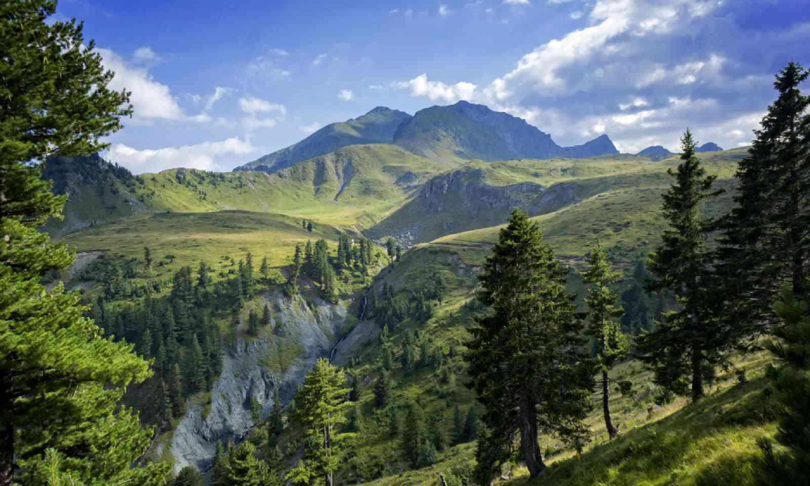Gjeravica, the highest mountain of Kosovo (Shutterstock)