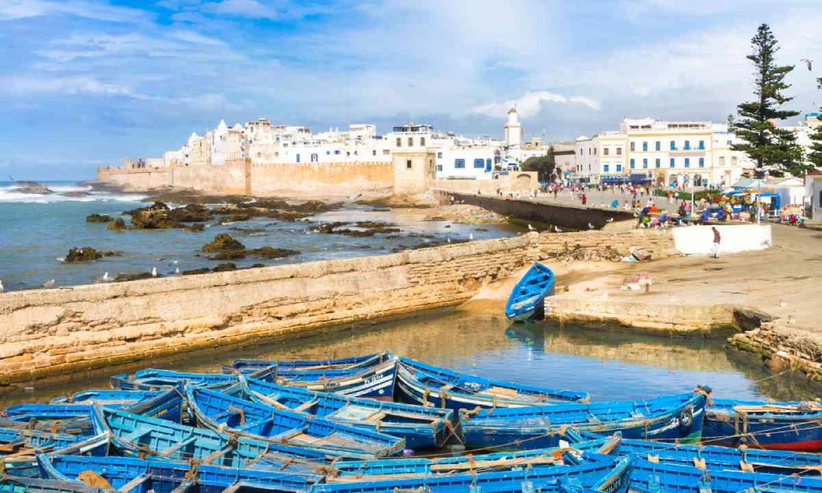 Essaouira, Morocco (Shutterstock)