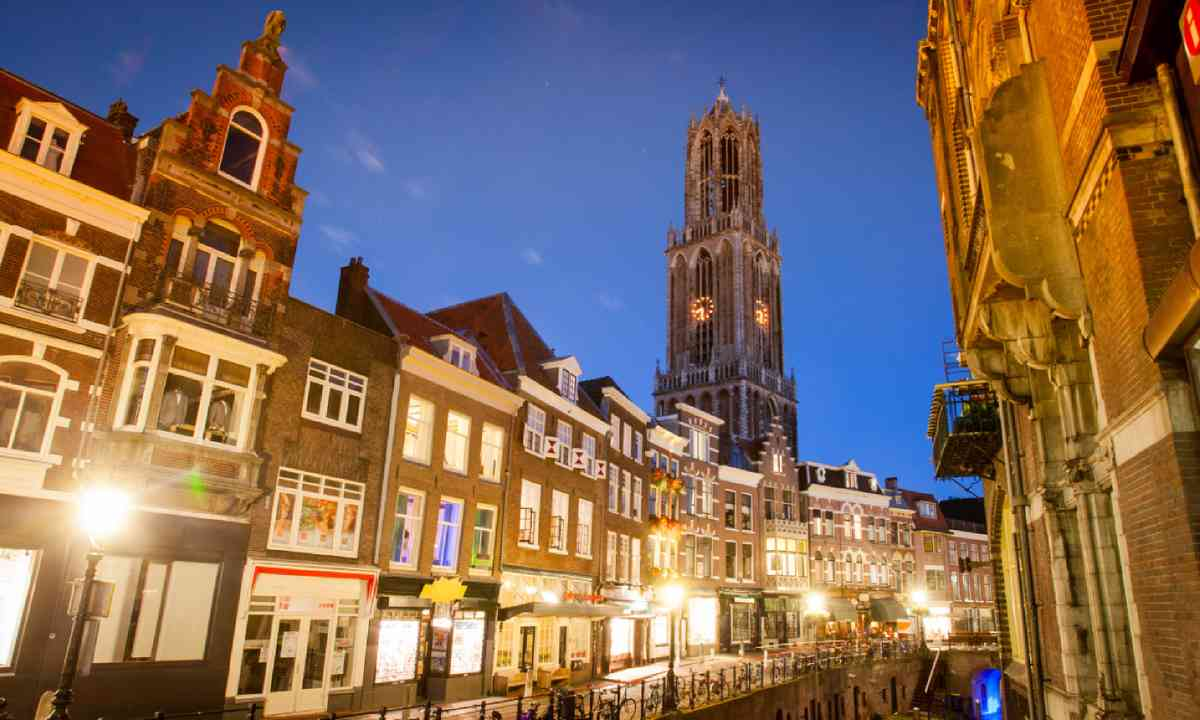 Utrecht (Shutterstock)