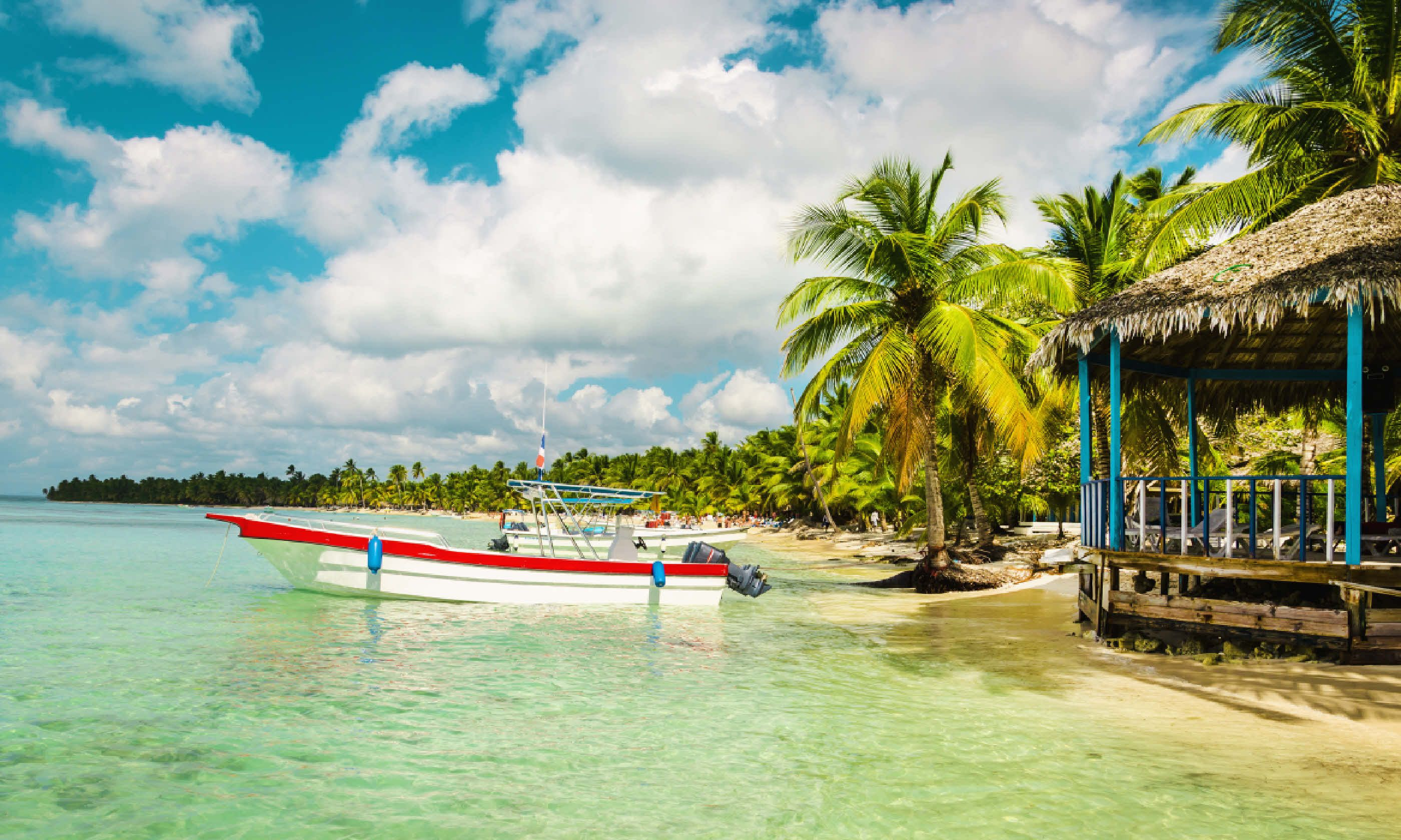 Boat in Haiti (Shutterstock)