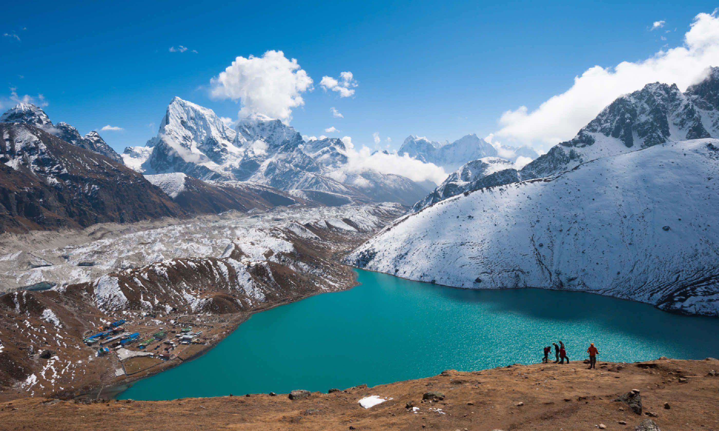 Gokyo lake, Nepal (Shutterstock)