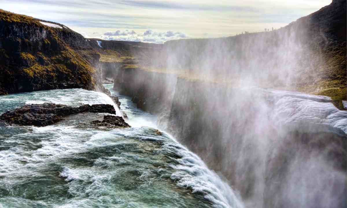 Gullfoss Waterfall (Shutterstock)