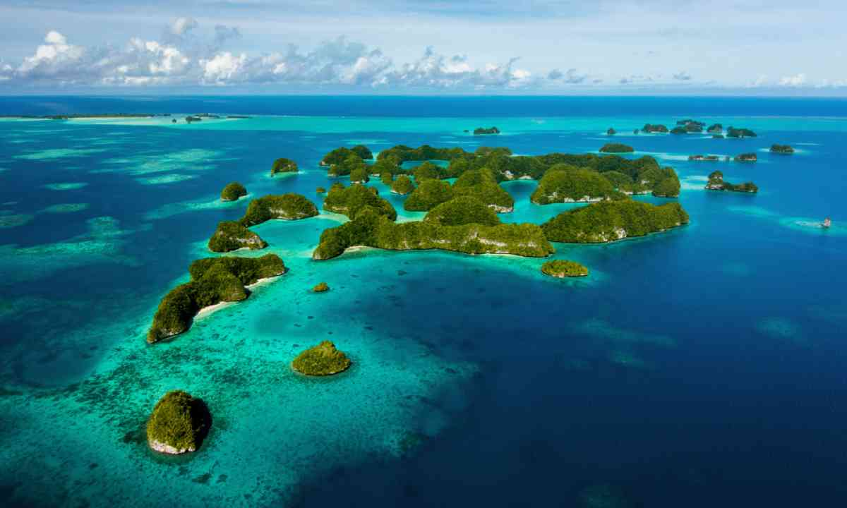 Seventy Islands, Palau (Shutterstock)