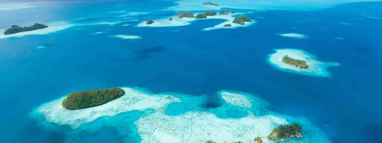 Palau, Micronesia (Shutterstock: see credit below)