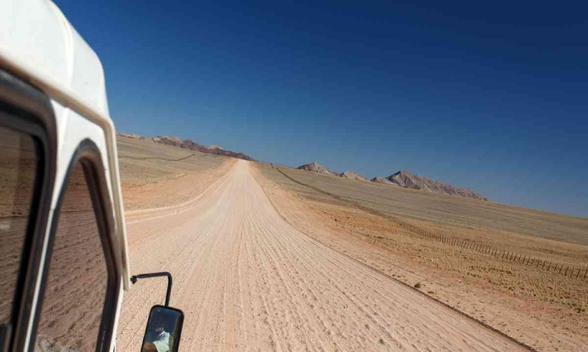Sossusvlei, Namibia (Shutterstock)