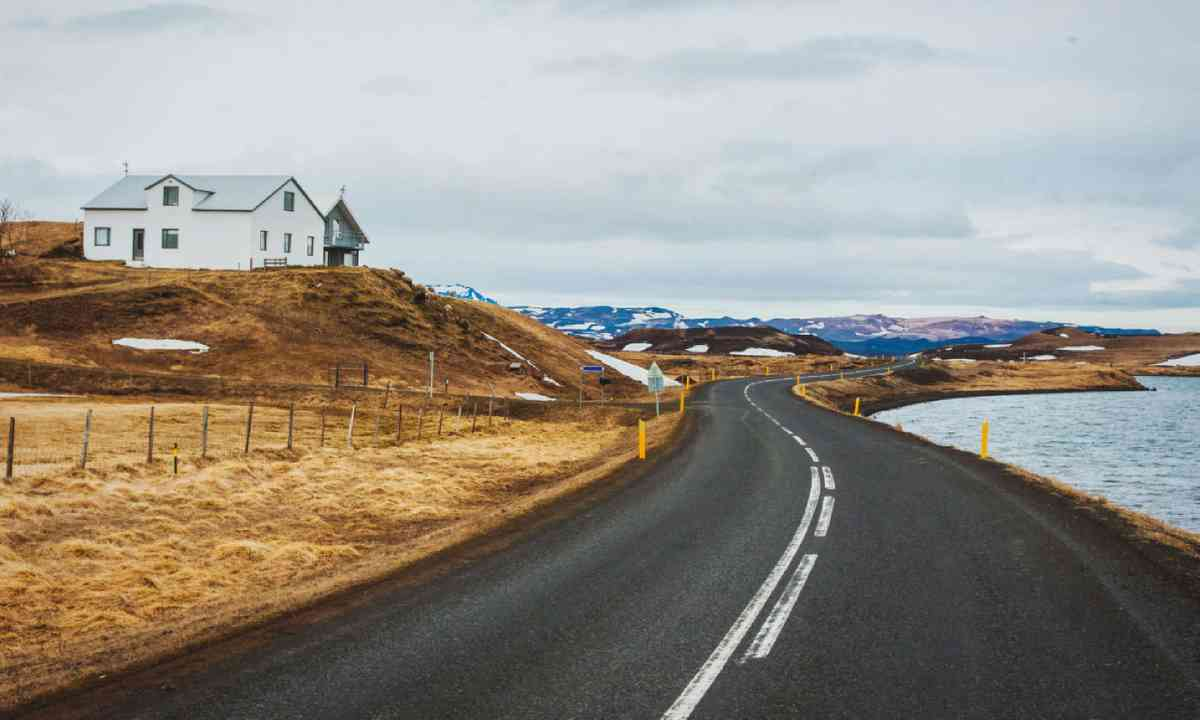 Iceland road landscape (Shutterstock)