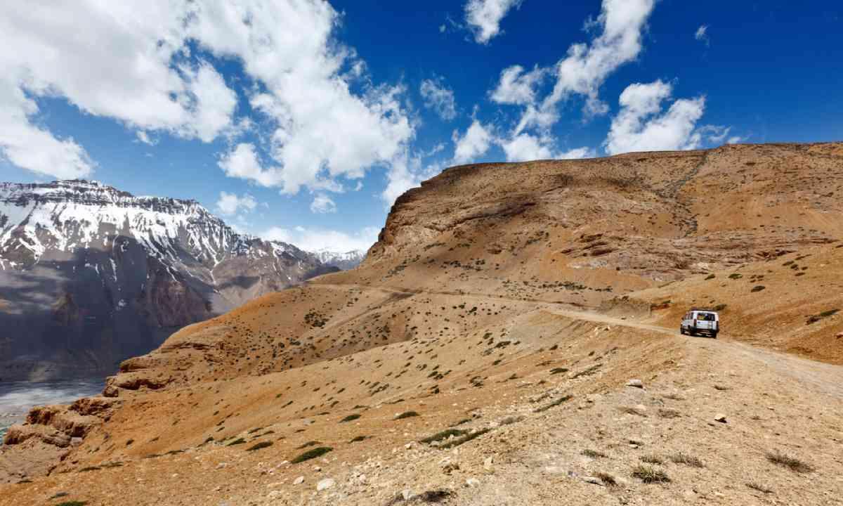 Spiti Valley, Himachal Pradesh, India (Shutterstock)