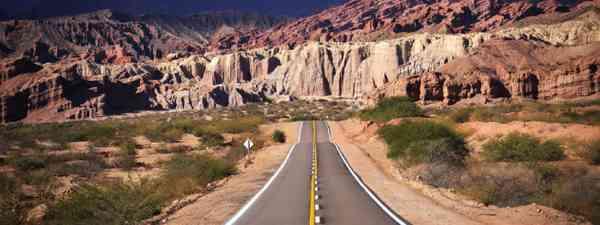 Quebrada de Cafayate, Salta, Argentina (Shutterstock: see credit below)