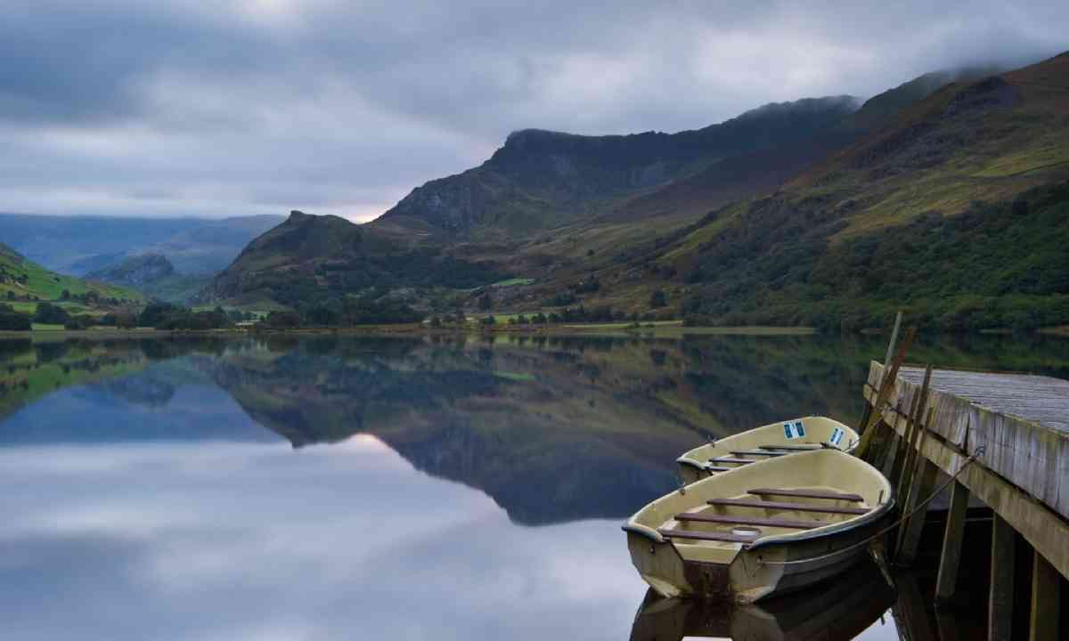 Nantlle Valley, Snowdonia (Shutterstock)