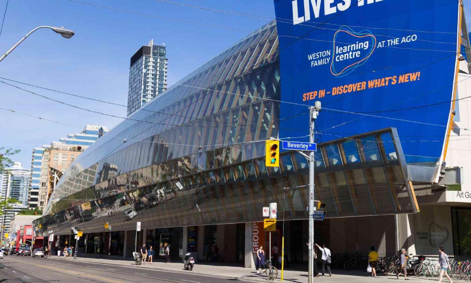 Art Gallery of Ontario, Toronto (Shutterstock)